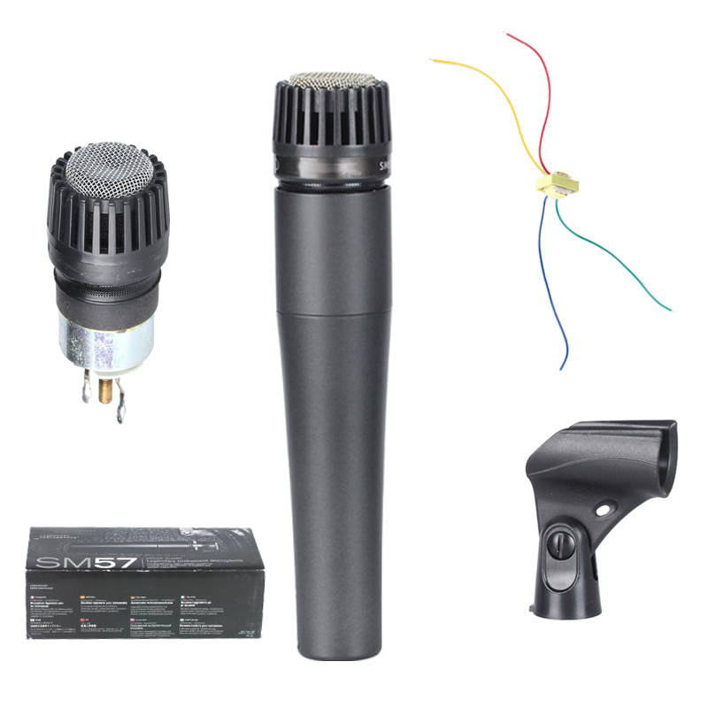 SM57 Dynamic Instrument Microphone