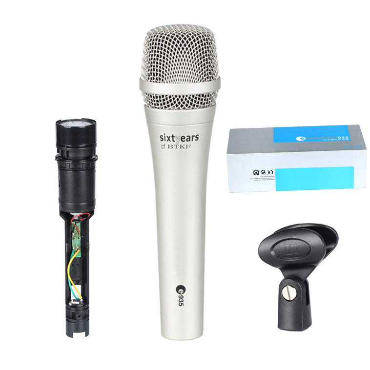 E935 SIXTYYEARS wired microphone