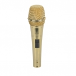 SK-100 GOLDEN COLOR CONDENSER MICROPHONE