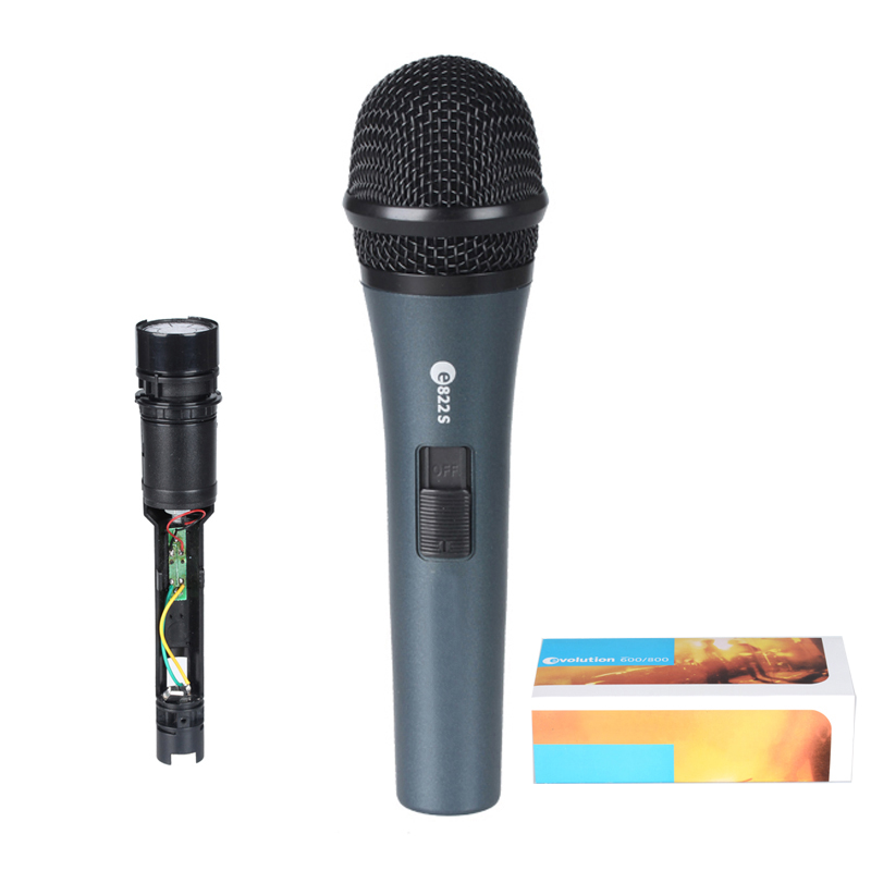 E822S wired microphone